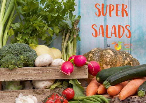 This super salads ebook brings together the full thirty one days of salad a day recipes, including a pantry list and a concise storing guide.