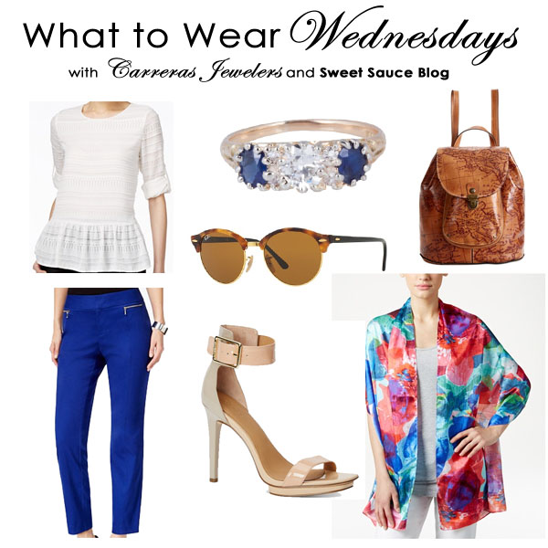 What to Wear Weekly 8 Carreras