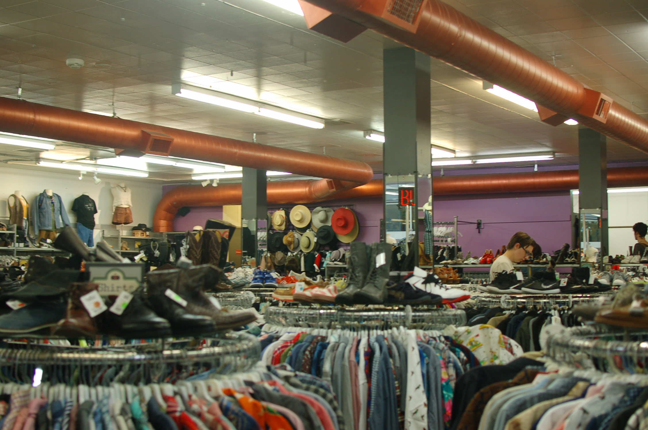 buffalo exchange in portland - Sweet Sauce Blog
