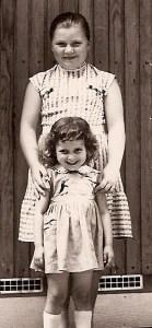 1958 mit Liesel