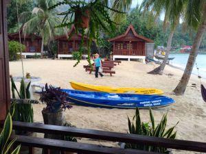 Thailand-Bungalow
