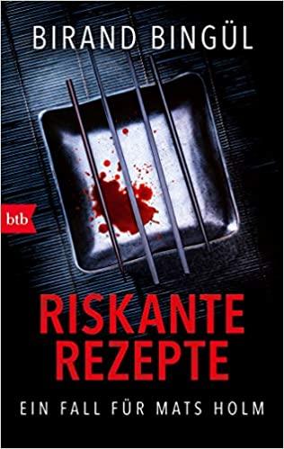 "Buch ""Riskante Rezepte"" von Mats Holm"