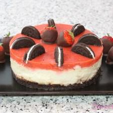 Ein perfekter Cheesecake … (vegan)