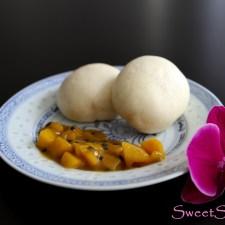 süße Banh Bao oder ein kleiner Gruß aus Vietnam … (vegan)