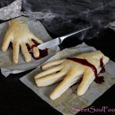 Halloween-Special IV: die Hand ist ab … (vegan)