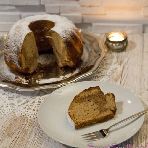 Gewürz-Marmorkuchen …. (vegan)
