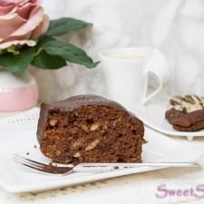 Keksrestekuchen … (vegan)