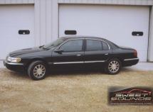 2002 Lincoln Town Car Custom Fab