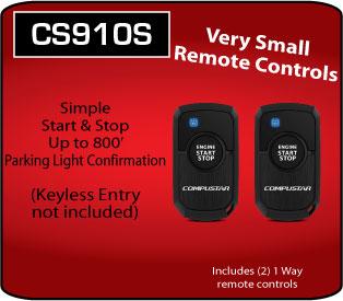 Compustar CS910S CS910-S
