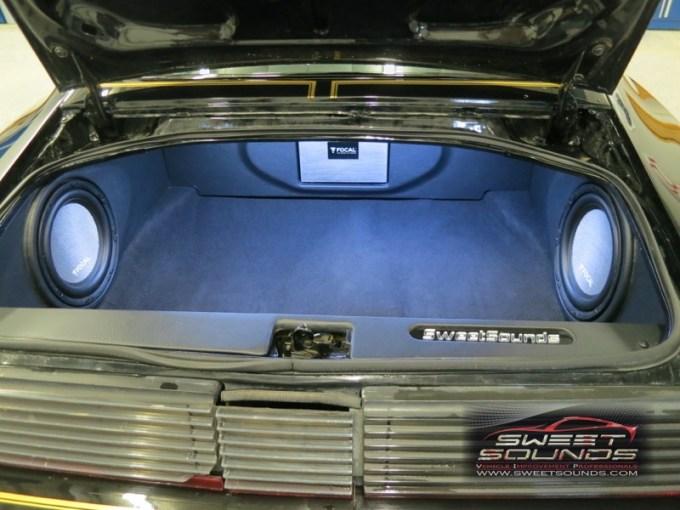 Classic Car Audio System