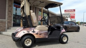 Golf Cart Audio