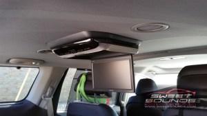 Kia Sedona Rear Seat Entertainment
