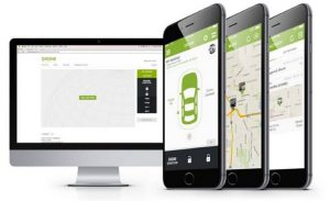 Remote Start Smartphone Control