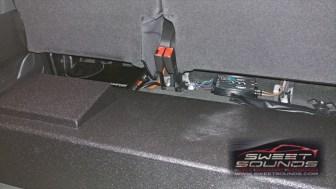 Chevy Silverado Subwoofer