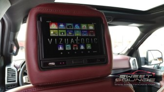 F-150 Rear Seat Entertainment
