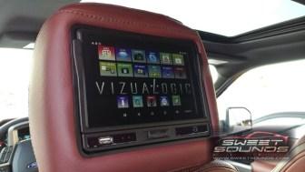F-150 Rear Seat Entertainment