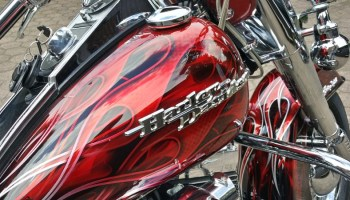 Harley-Davidson Radio Flashing For Improved Sound