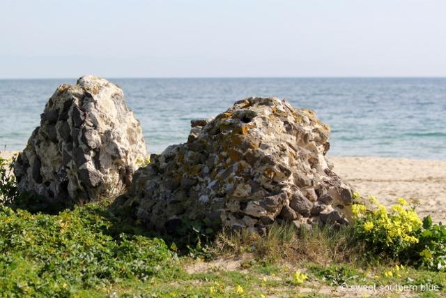 Ruins of Nora, Sardinia