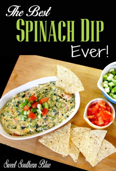 best-spinach-dip-ever
