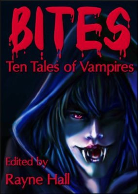 Book Review: Bites - Ten Tales of Vampires