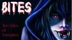 Book Review: Bites – Ten Tales of Vampires