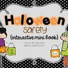 Halloween Safety Mini Book
