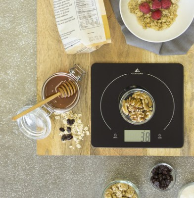 Kitchen Gurus Perfect Portions Food Scale Review