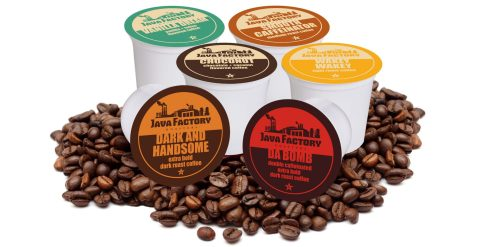 What's Your Preference? Light, Medium, or Dark RoastFlavored or Unflavored? This Java Factory Variety Pack lets you sample several awesome coffees.