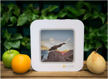 The #Cube brings your Instagram experience to a whole new level