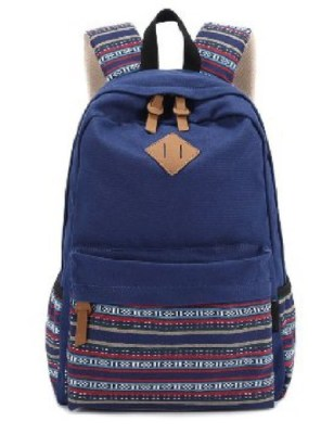 The Winkine Laptop Backpack is Bohemian Chic!