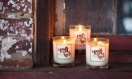 Loft - Red BrickLuxury Scented Soy Candles