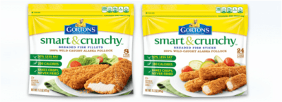 Gorton's Smart Crunchy Giveaway Prize Pack Giveaway