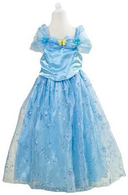 Halloween Time - Every Little Girl Wants To Be A Princess!
