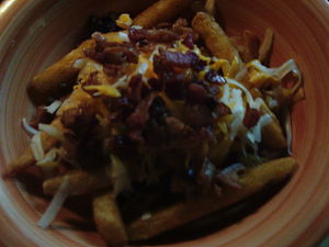No Mess Outback Steakhouse's Aussie Cheese Fries Recipe