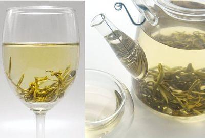 Elitea Imperial Jasmine Downy Dragon Pearl Buddha Tears Silver Needle White Tea and Prime Quality Chinese Daily Green Tea