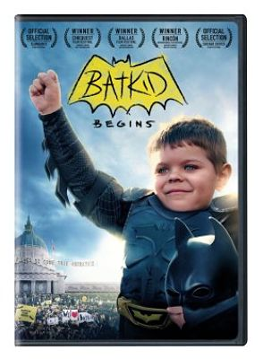BATKID BEGINS Arrives onto DVD on October 6 or Own It Early on Digital HD on September 25!