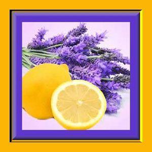DIY Lemon and Lavender Air Freshener