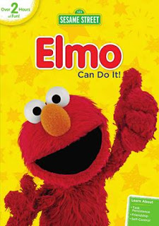 Share in the fabulous first memories – Sesame Street: Elmo Can Do It!
