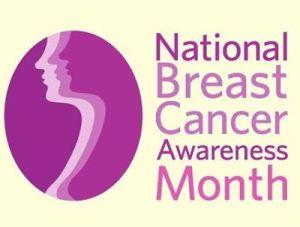 National Breast Cancer Awareness Month Logo