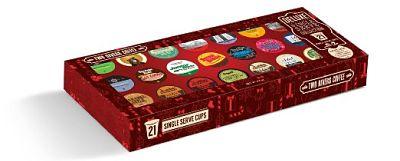 TRC Deluxe Coffee, Tea, & Cocoa K-CupGift Box Giveaway
