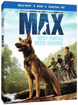 Warner Bros. Home Ent Announces Max - Best Friend, Hero, Marine
