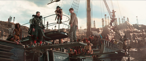 Ready for a family movie night? Check out PAN on Blu-ray #PanMovie