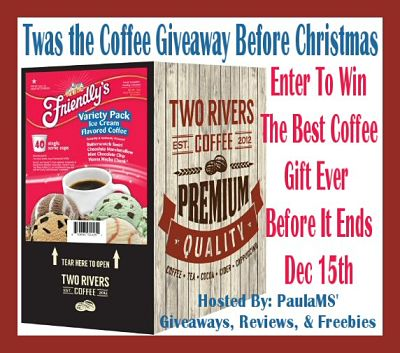 Twas the Coffee Giveaway Before Christmas