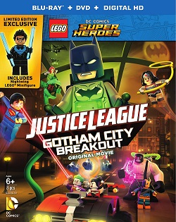 LEGO DC Comics Super Heroes: Justice League: Gotham City Breakout – Available TODAY!