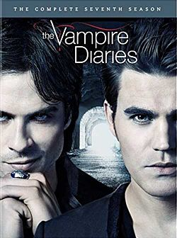 The Vampire Diaries: The Complete Seventh Season On DVD, BLU-RAY and DIGITAL HD