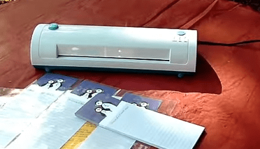 Preserve Your Memories With This Easy-To-Use Laminating Machine