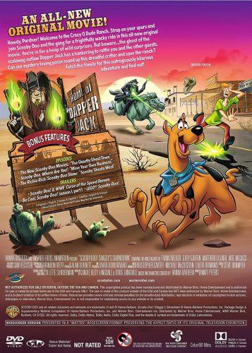 Scooby Doo! Shaggy's Showdown on DVD and Digital HD Valentine's Day!