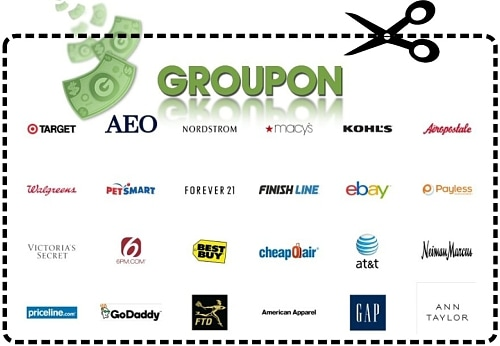 Popular Merchants o Groupon #GrouponCoupons #ad