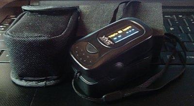 Finger Pulse Oximeter by Vive Precision