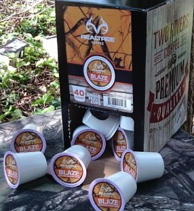 Get Ready to Take on the Great Outdoors With This Realtree Blaze Coffee@SMGurusNetwork